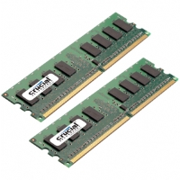 Crucial Dual Channel 2048MB PC8500 DDR3 Memory - More Info