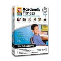Weekly Reader Academic Fitness Math Boot Camp