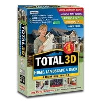 Individual Software Total 3D Home, Landscape & Dec