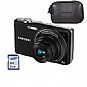 Samsung PL200 Digital Camera, Case and SD Card -