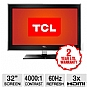 "TCL L32HDD20 32"" Class Widescreen LED Backlit HDTV"