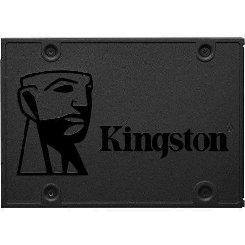 "Kingston Q500 480GB Capacity Internal 2.5"" Solid State Drive"