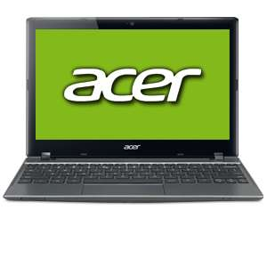 "Acer C710-2487 Chromebook - Intel Celeron 847 1.1GHz, 4GB DDR3, 320GB HDD, 11.6"" Display, Google Chrome OS, 4-Cell (NU.SH7AA.007)"