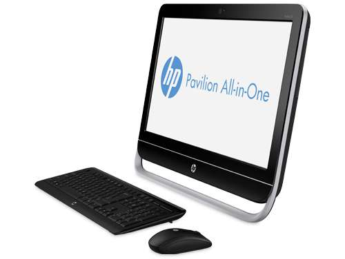 HP Pavilion All-In-One PC - 3rd Generation Intel Core i3-3220 3.3GHz, 6GB DDR3, 500GB HDD, DVDRW, 23