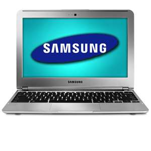 "Samsung XE303C12-H01US Chromebook - Dual-Core 1.7GHz, 2GB DDR3, 16GB eMMC, 11.6"" Display, Google Chrome OS, WiFi + Verizon 3G"