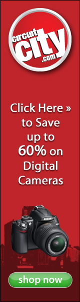 Save up to 60% on Digital Cameras
