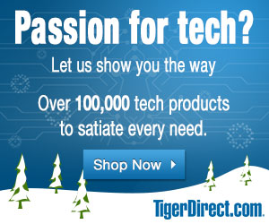 Shop Direct and SAVE! 30 Days of TECH-MAS, Hurry these deals won't last!