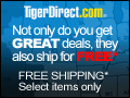 FREE Shipping - Select Items only