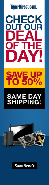TigerDirect Deal of the Day