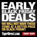 Pre-Black Friday Sneak Peek at TigerDirect