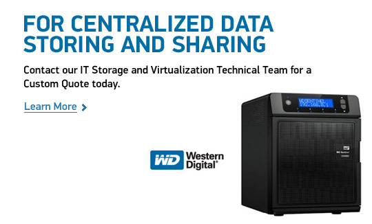 For Centralized Data Storing and Sharing.