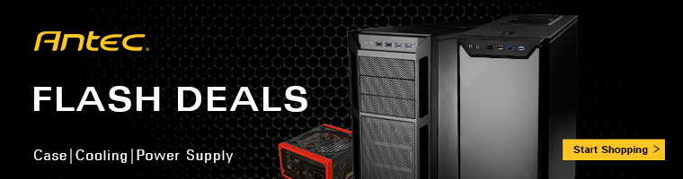 Antec Flash Deals