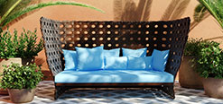 Benches, Loveseats & Settees