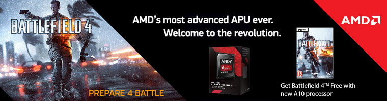 AMDs most advanced APU ever