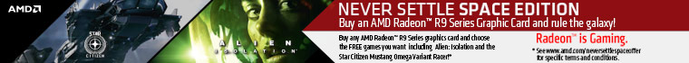 Buy AMD Radeon GFX Card and Choose the free games you want most