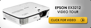 Click for EPSON EX3212 Multimedia Projector Tour