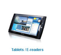 Tablets/E-Readers