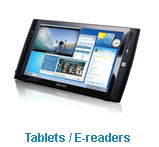 Tablets/ E-readers