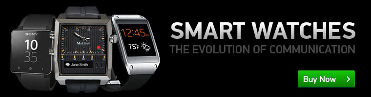 Smart Watches - The Evolution of Communication