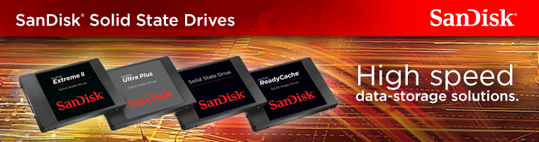 SanDisk Solid State Drives