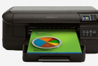 HP Officejet Pro 8100 Wireless Inkjet Printer