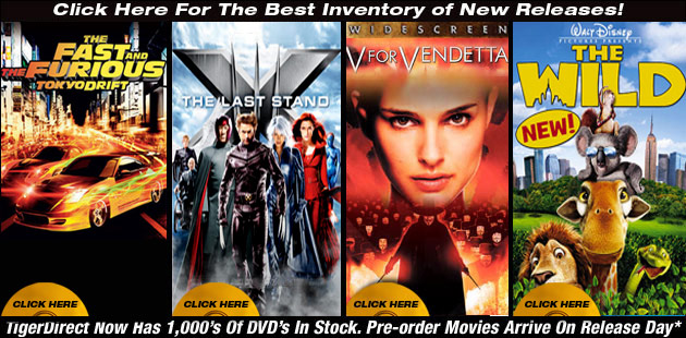 New movies dvd