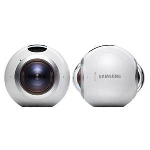 Samsung Galaxy Gear 360 Action Camera
