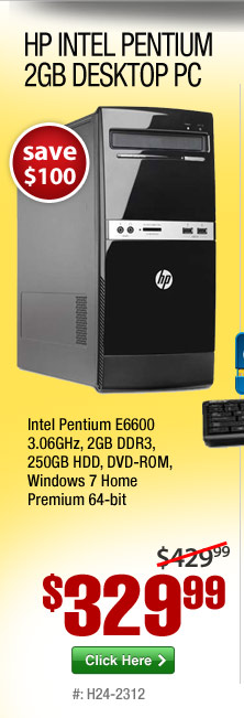 HP B2C01UT Desktop PC