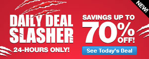 Dail Deal Slasher. 24 Hours Only! Up to 70% Off