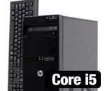 HP 3500 Pro Essential Core i5 Desktop PC