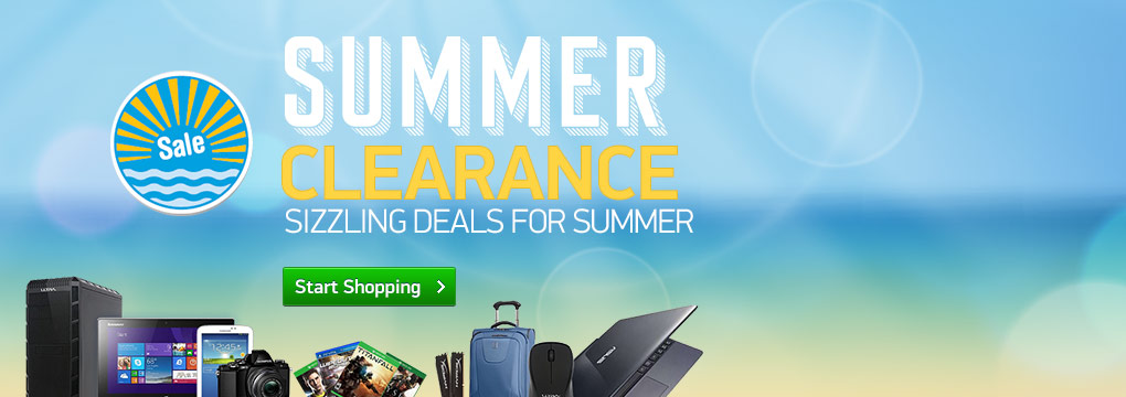 Summer Clearance: Sizzling Deals for Summer