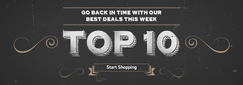 And the Winner is.. Here Are Top Ten Deals This Week!