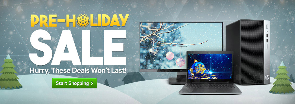 Pre-Holiday Sale! HP Touchscreen Laptop Only $559 + Free Shipping