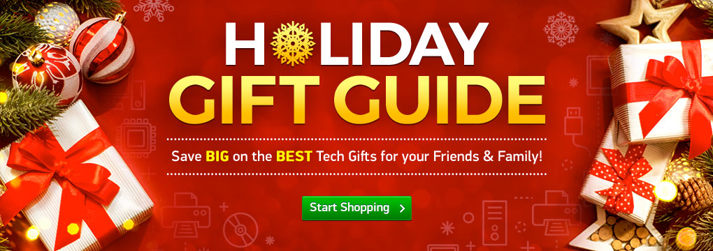 Save Big on the Best Tech Gifts for your Friends & Family