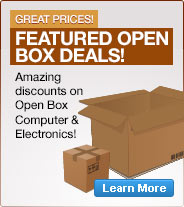Featured Open Box Deals!