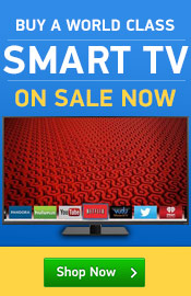 Buy a world class smart TV on sale now