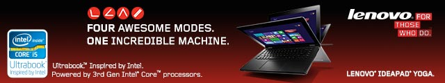 Lenovo Yoga