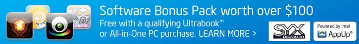 Intel Bonus Pack