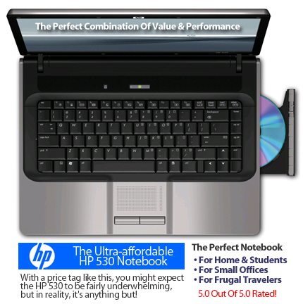 HP 530 Notebook Computer