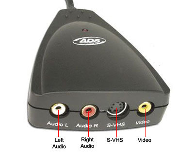 ADS USB Instant Video Capture Device
