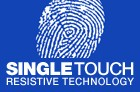Single Touch Resistive Technology