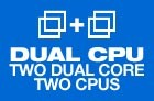 Dual CPU