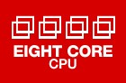 Eight Core CPU