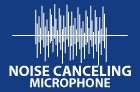 Noise Canceling Microphone