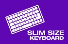 Slim Size Keyboard