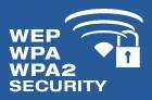WEP WPA WPA2 Security