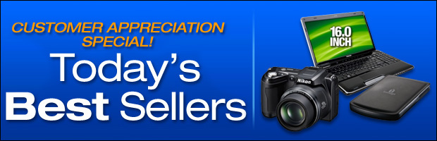 Best Sellers at TigerDirect.com