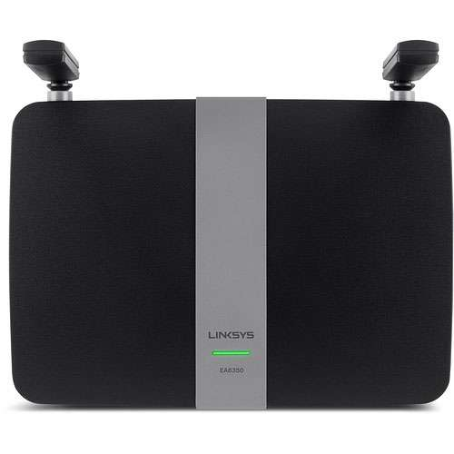 Alternate view 4 for Linksys AC1200+ Dual Band Smart Wi-Fi Router