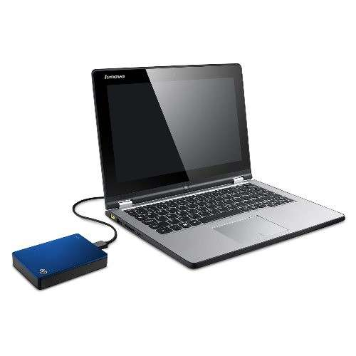 Alternate view 6 for Seagate Backup Plus 4TB External HDD-STDR4000901