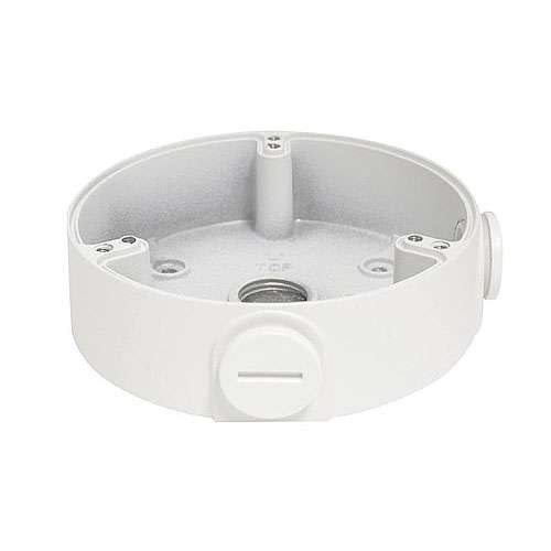 Alternate view 2 for Speco Technologies White Housing Dome Junction Box